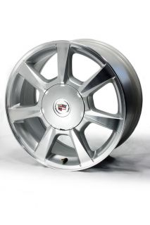 "Factory 17"" Cadillac cts Wheels 2008 2010 4624 Part 9596619"
