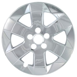 "1 PC Set 04 09 Toyota Prius 15"" Chrome Wheel Skin Hubcap Cover Hub Cap"