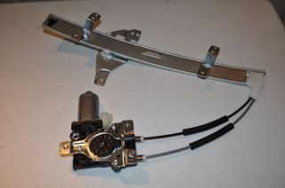 TYC Window Regulator 01 03 Dodge Chrysler Vans 660146