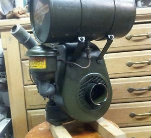 Antique Briggs and Stratton N Engine Motor Military Marine Model N TYPE306114