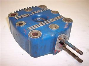 88 Polaris Indy 650 SKS RXL Triple Engine Cylinder Head
