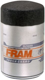 Fram Tough Guard Oil and Air Filters Engine Oil Filter TG3600