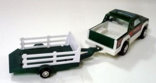 Nylint Lawn Care Set Truck Trailer 1991 New
