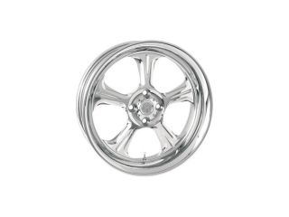 "Performance Machine 1 PC Wide Rear Trike Wheel 18"" x 10 5"" Wrath 1274 7834R WRA1"