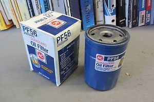 AC Delco PF56 Oil Filter Fram PH2895 Motorcraft FL322
