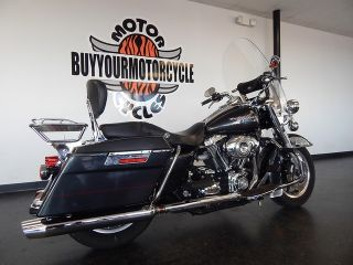 2007 Harley Road King FLHR Roadking Cheap 96 inch Clean Ready We Finance N SHIP