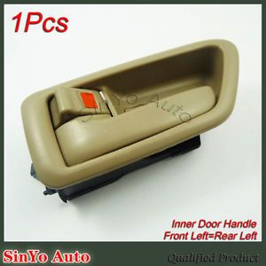 New Toyota Camry Sienna Inside Interior Door Handle Front Rear Left Driver Tan