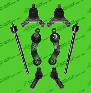 Suspension Kit Ball Joint Tie Rods Toyota Tacoma 95 04