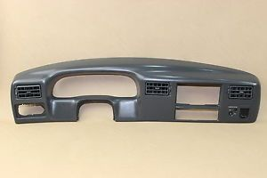 98 04 Ford F 250 F250 F350 Dash Radio Cluster Bezel Trim Surround w 4x2 Power