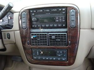 04 Ford Explorer Radio Dash Bezel