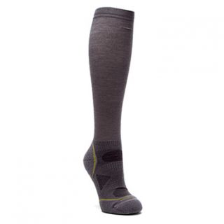 SmartWool PhD Graduated Compression Light  Men's   Graphite