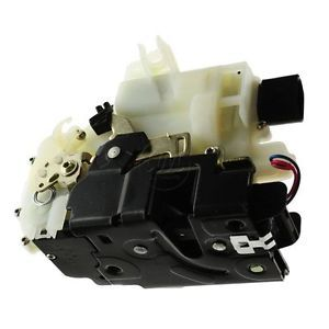 Front Door Lock Actuator Latch Driver Left LH for Jetta Passat Golf Beetle GTI