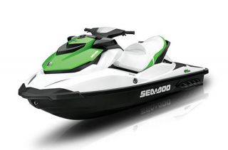 2013 Sea Doo GTI 130 Watercraft Used 26 Hrs Arctic Adventures NY