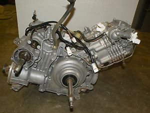 Yamaha Grizzly 660 Engine Motor Will Fit Rhino 660 4x4