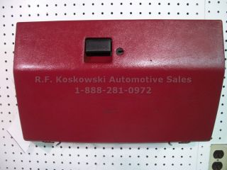 Ford Pickup Truck Bronco SUV Interior Dash Glove Box Assembly F150 F250 F350
