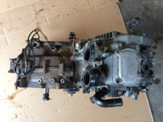 Yamaha Raptor 660 700 ATV Engine Motor Top and Bottom End Good Head and Crank