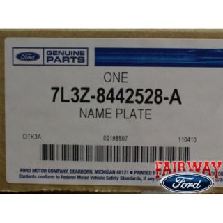 F 150 F150 Genuine Ford Parts Harley Davidson Bedside Emblem New
