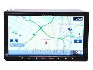 Pioneer 2 DIN AVIC Z130BT RB DVD CD  Player GPS Navigation Bluetooth HD Radio