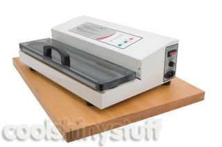 Weston Pro 2100 Commercial Grade Vacuum Sealer FoodSaver ● Fits Vacupack Bags