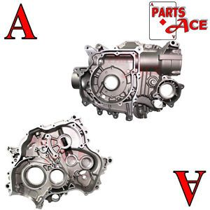 2004 2007 Yamaha Rhino 660 Engine Crankcase Set Left Right Cases YFM660 New