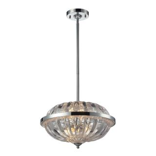 Crystal Pendants New Modern Design 4 Light Chandelier Ceiling Lighting Fixture