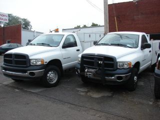 2 to Choose from Clean Utility Beds Fleet Maintained Trucks Work Ready Save $$$