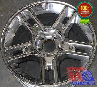Ford F150 Chrome 00 01 02 03 20x9 5 Lug 3410 Original Factory OE Wheel Rim