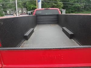 Knapheide Utility Mechanics Box Truck Bed