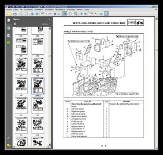 Yamaha Rhino UTV 450 660 700 Service Workshop Repair Parts Manual