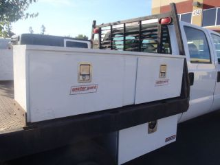 Weather Guard Contractor Box Utility Truck Box 2645 3 264 5 3 Hi Side White