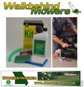 John Deere JS63C Home Maintenance Kit LG236