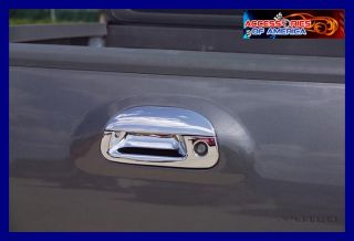 Putco Chrome Door Handles Ford F150 Reg Cab 1997 2003 with Tailgate Handle New