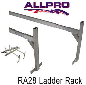 Ladder Rack Enclosed Cargo Utility Trailers Any Width