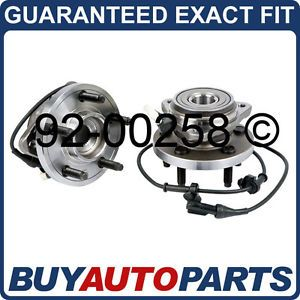 Ford Ranger Front Wheel Hub Bearing 2003 2009 4x4 ABS