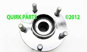 2007 2011 Nissan Altima Front Wheel Bearing Hub Assembly Genuine Brand New