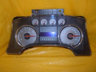 2010 Ford F150 Pickup Speedometer Instrument Cluster Dash Panel Gauges 100 670