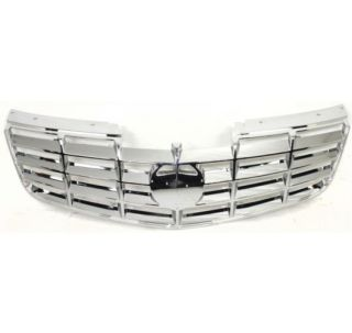 New Grille Assembly Grill Chrome Cadillac DTS 2008 2007 2006 Car Parts Auto