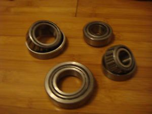 Toyota Corolla rwd Front Wheel Bearings 1975 1987