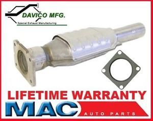 2000 2005 Buick LeSabre Park Avenue Catalytic Converter