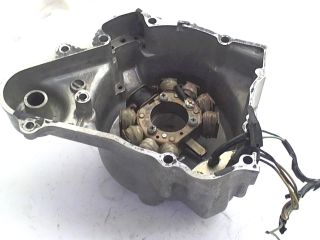 85 86 87 Honda CMX250 Rebel Engine Left Crankcase Case Stator Cover CMX 250