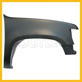 07 10 Chevy Avalanche Tahoe Suburban Right Fender New R