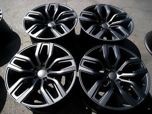 "20"" BMW x5 Wheels Toyo Tires BMW x6 Staggered Set Up Rim x3 17 18 19 20 21 22"