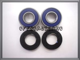 Front Wheel Bearings Seal Kawasaki KDX200 KDX220 KDX250