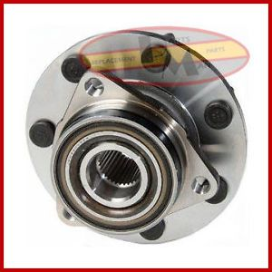 New Front Wheel Bearing Hub Assembly Ford F150 F250 4WD 7 Stud Rear Wheel ABS