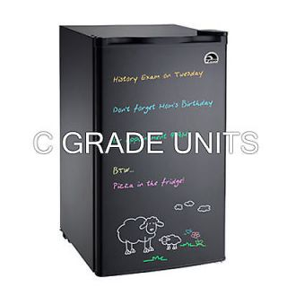 "Igloo 3 2 CU ft Black Compact Mini Fridge Refrigerator FR326 ""C"" Grade Units"