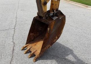 1994 Ford 555D Loader Backhoe Stock U0001072