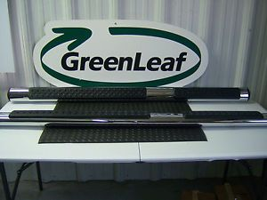 Jeep Grand Cherokee Running Boards Step Bars Nerf Crew 2012 Chrome Overland 12
