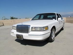 Lincoln Town Car 1995 Executive