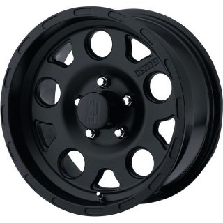 16x8 Black XD XD122 Enduro 5x4 5 0 Rims Toyo Open Country MT LT265 75R16 Tires