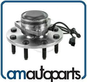 03 05 Dodge RAM Pickup Truck 2500 3500 2WD 2x4 w ABS Front Wheel Hub Bearing
